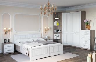 Модульная мебель для спальни «Аллегро»