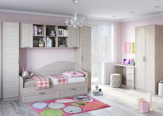 Модульная детская мебель «Раут-1»