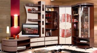 Модульная мебель для гостиной «Орфей 11,12»