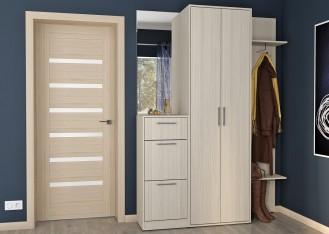 Модульная мебель для прихожей «Камея»