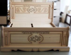 «Амелия» Кровать 1600 Беларусь (выставочный образец)