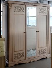 «Амелия» шкаф для одежды (выставочный образец)