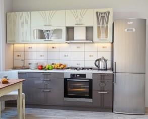 Модульный кухонный гарнитур «Лира» вариант 3