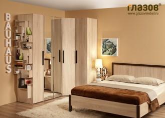 Мебель для спальни «BAUHAUS»