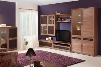 Мебель для гостиной «Парма Люкс»