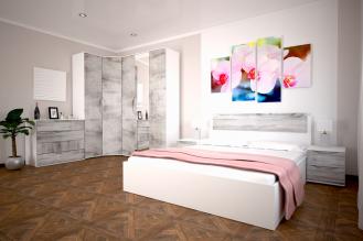 Модульная мебель для спальни «Сорренто EVO»