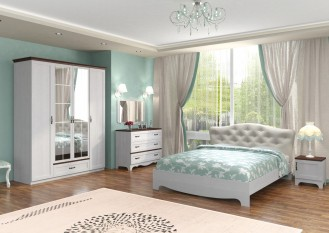 Модульная мебель для спальни «Вентура»