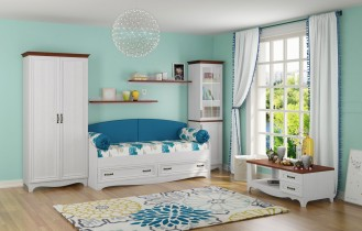 Модульная детская мебель «Вентура»