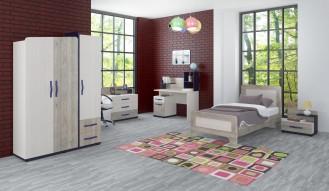 Модульная детская мебель «Тайм»