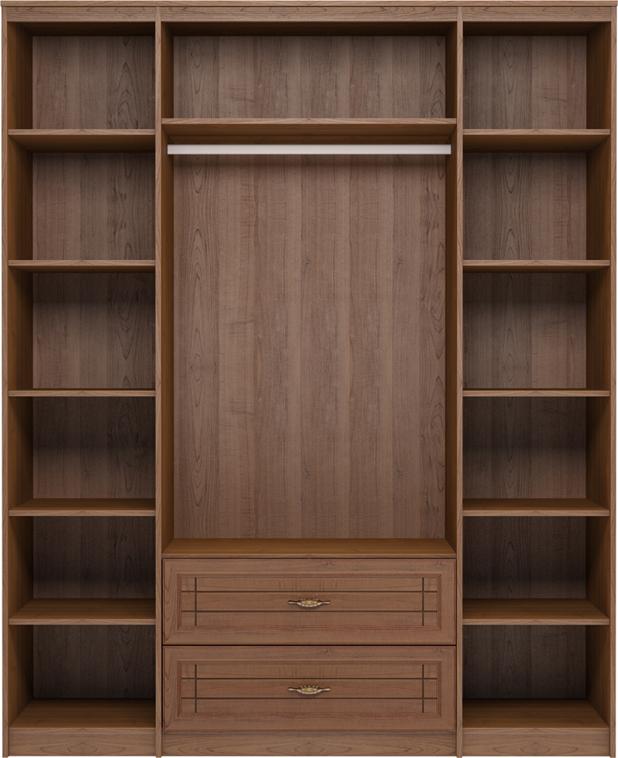 Шкаф для одежды 4-х дверный с ящиками 02 «Лондон» купить недорого в ... 5a37afadfff