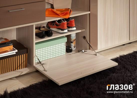Модульная мебель для прихожей «Berlin»