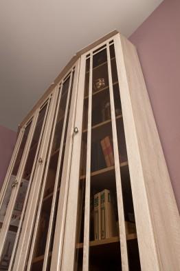 Библиотека «Sherlock» дуб сонома