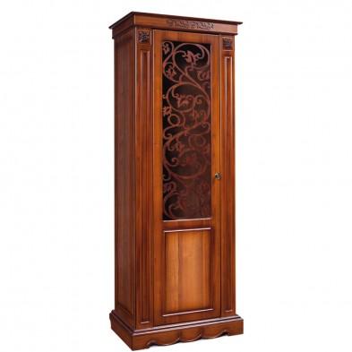 «Амелия» шкаф с витриной КМК 0435.11