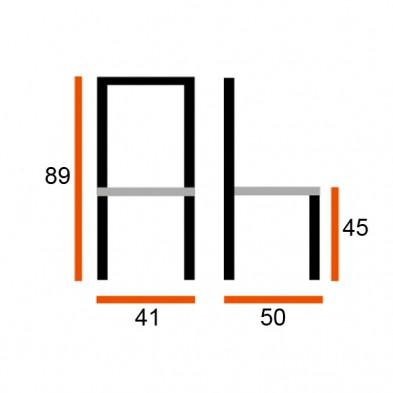 Обеденная группа Париж-ХР + 4 Стула Альфа