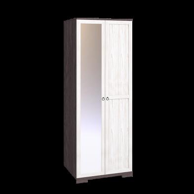 «Марсель» Шкаф для одежды 12 Фасад Зеркало + Стандарт