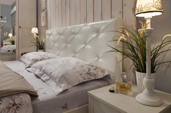 «Марсель» Люкс  двуспальная кровать с подъемным механизмом
