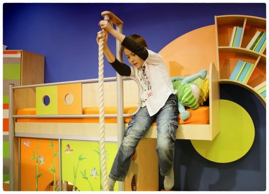 Модульная детская мебель «Выше радуги»