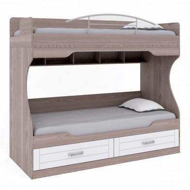 «Аллегро» 22 Кровать двухъярусная