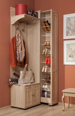 Модульная мебель для прихожей «Sherlock» дуб сонома