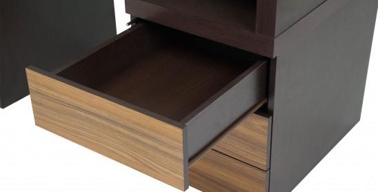 Модульная гостиная «Hyper» Стол письменный 1