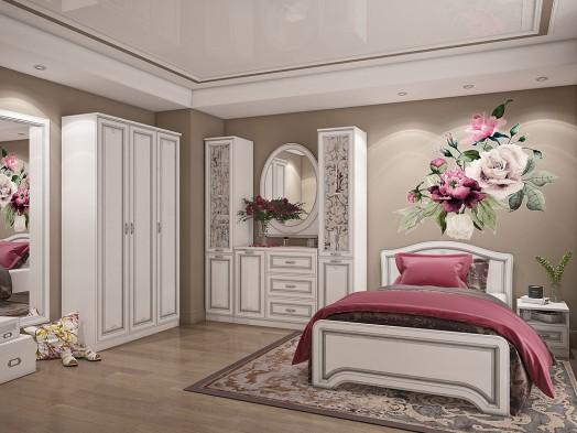 Спальный гарнитур «Мальвина-люкс»