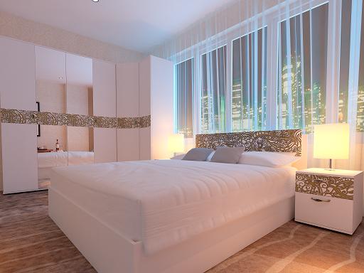 Спальный гарнитур «Селена EVO»