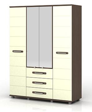 Шкаф 4-х створчатый 1600 «Инфинити»