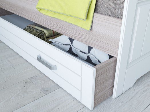 «Аллегро» №23 кровать с ящиком