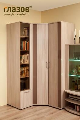 Гостиная «Berlin 10» Книжный шкаф