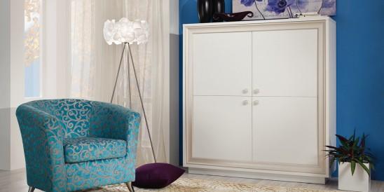 Модульная мебель в гостиную «Прато»