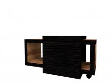 Модульная гостиная «Hyper» Стол журнальный 1