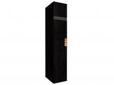 «Hyper» Шкаф для белья 1 венге/левый