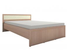 «Милана» Кровать двуспальная/односпальная + основание