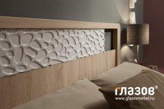 «WYSPAA» 4к Кровать двуспальная + металл основание