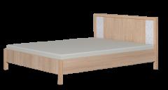 «WYSPAA» 2к Кровать двуспальная + металл основание
