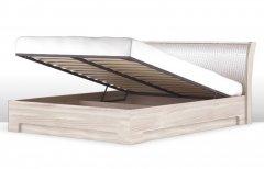 Двуспальная кровать 3 с подъемным механизмом спальня «Сорренто»