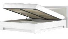 «Капри» 1 Двуспальная кровать с подъемным механизмом