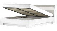 «Капри» 3 Двуспальная кровать с подъемным механизмом