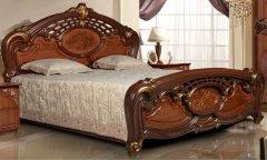 «Розалия» кровать двуспальная КМК 0456.1