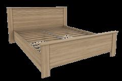 «Элен» Кровать двуспальная с основанием