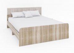 «Раут-1» №25 Двуспальная кровать 1600 (ПД)