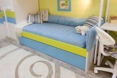 Детская кровать «Твист Олли» универсальная