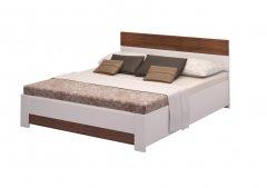 Кровать двуспальная + орт.основание «Яна»