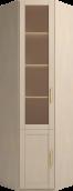 Шкаф для книг угловой 23 «Скандинавия-Люкс»