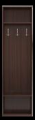 Шкаф комбинированный с вешалкой (22) «Виктория» Тортона Глянец