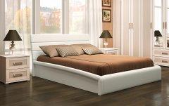 Двуспальная кровать с подъемным механизмом «Мальта»