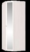 Шкаф угловой 56 Фасад Зеркало «Карина»