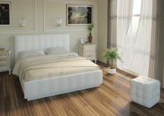 «Лорена» Кровать двуспальная с подъемным механизмом (без страз)
