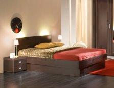 Кровать двуспальная с ящиком CITY