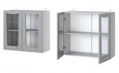 Шкаф навесной АВ80 «Лира»